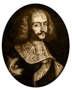 Знаменитый пират Анри де Фонтенэ