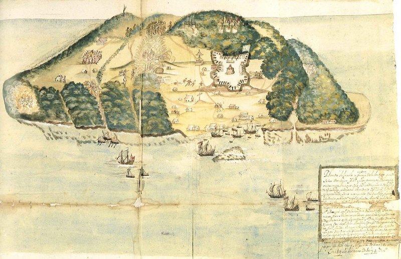 Тортуга - пиратский остров
