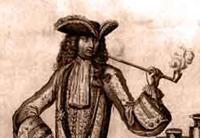 Знаменитый пират Жан Бар