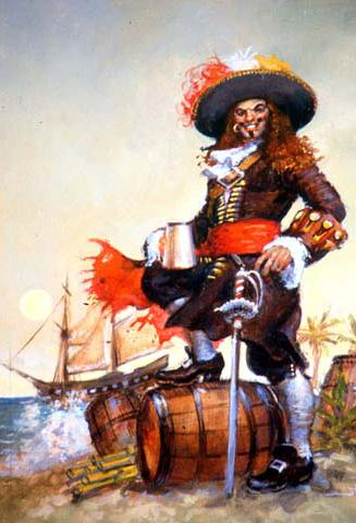 Повседневная жизнь пиратов