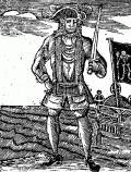 Знаменитый пират Бартоломью Робертс